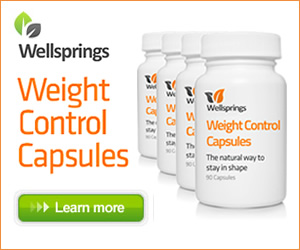 Try Wellsprings Weight Control Capsules